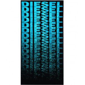 diesel helleri 89d bath sheet summer beach towel 175 x 90 cm travel gym sport 1 of 7