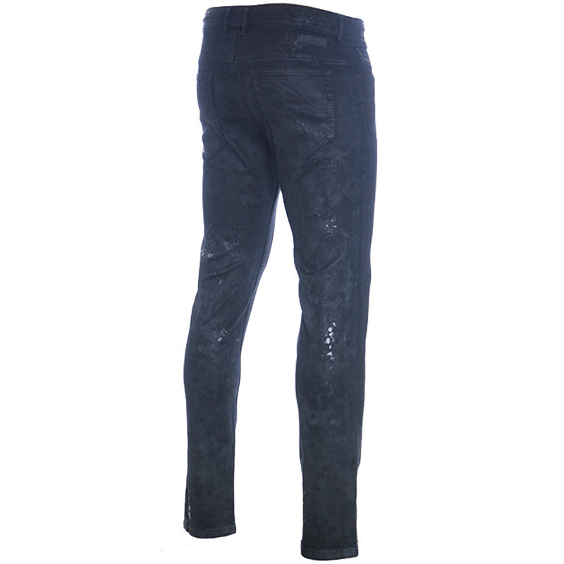 diesel thommer 069cq mens sweat jogg jeans stretch slim fit casual relax pants
