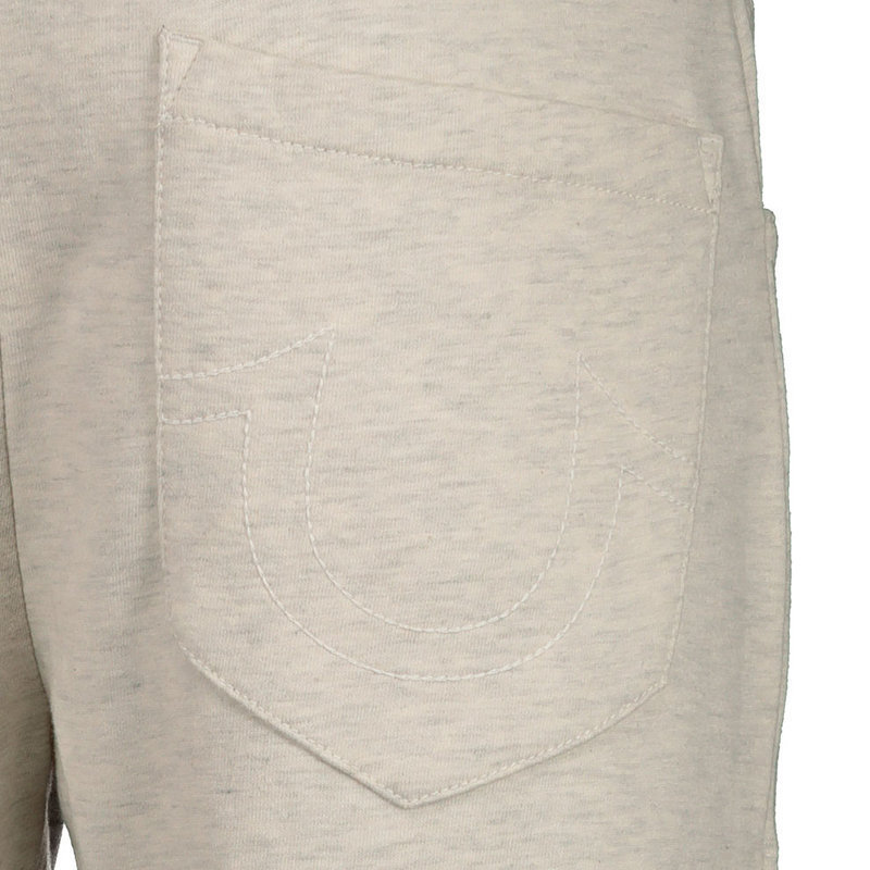 true religion 101461 mens zip hoodie casual cotton top sweatshirt bottom jogger