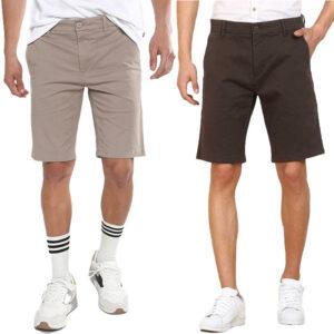 levis mens chino shorts soft cotton knee combat regular casual tape light weight