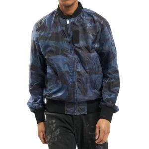 diesel j town mens bomber reversible casual ribbed cuffs regular fit jacket