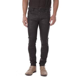 diesel troxer r0w50 mens denim jeans casual stretch slim skinny trousers pants