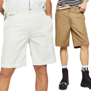 diesel p wholsho 0gauy mens chino shorts regular fit summer casual half pants 1 of 7